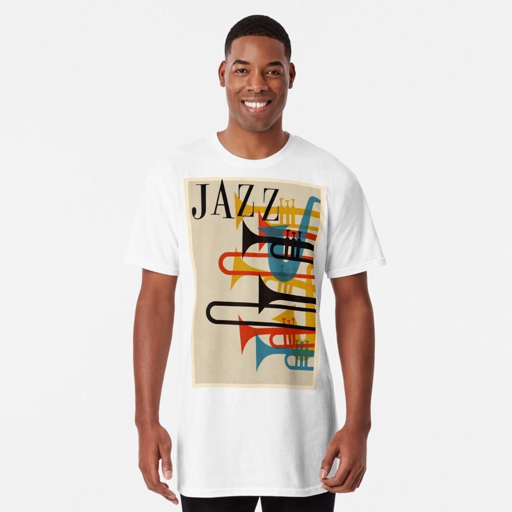 Jazz Longshirt