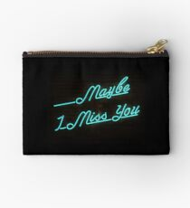 Miss You - Louis Tomlinson Studio Pouch