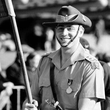 Melbourne ANZAC day parade 2013 - 02 by keystone