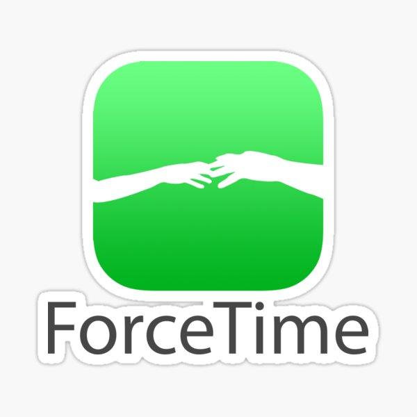 ForceTime Sticker