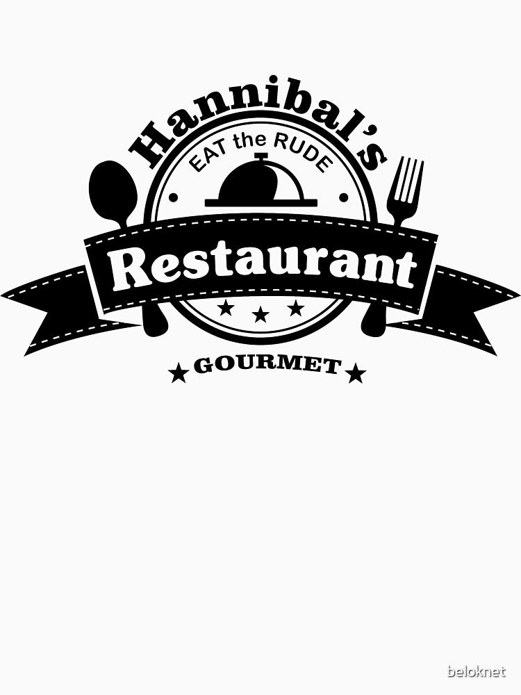 Hannibal - Eat the Rude by beloknet