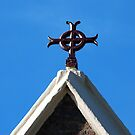 St Paul's Anglican Church, Stockton NSW by Bev Woodman