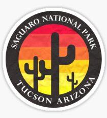 Saguaro Nationalpark - 01 Sticker