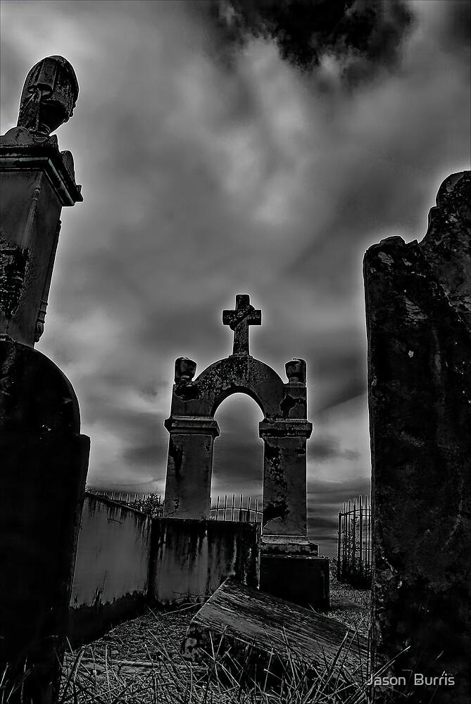 graveyard 3 by Jason  Burris