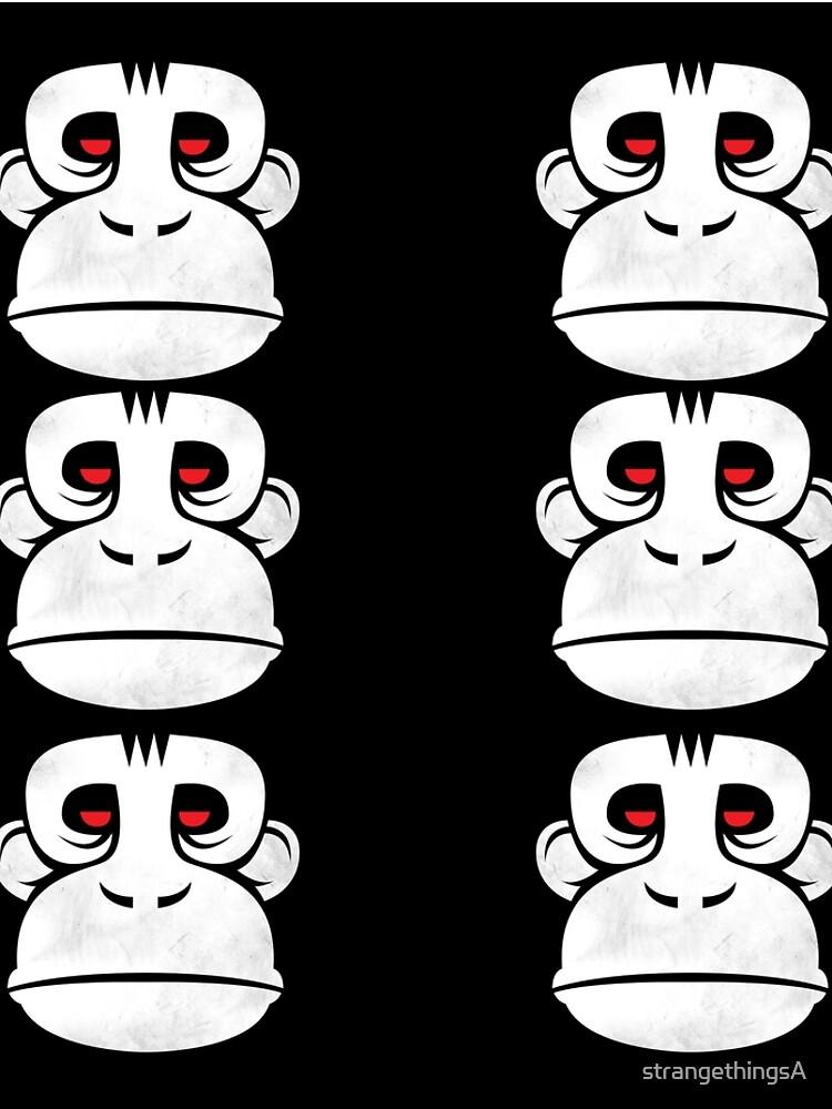 The Great Ape by strangethingsA