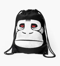 The Great Ape Drawstring Bag