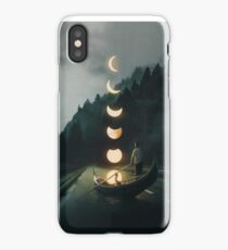 Moon Ride iPhone Case/Skin