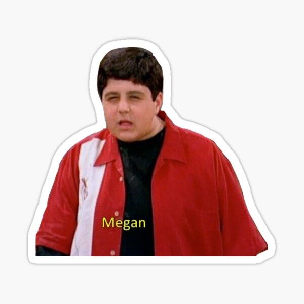 Megan  Sticker