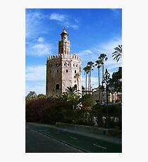 Torre de Oro Photographic Print