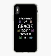 Property of Gracie iPhone Case