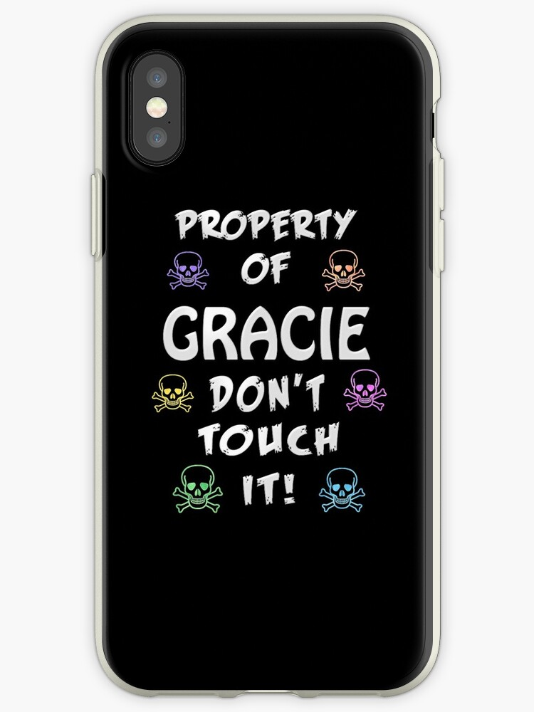 Property of Gracie by Bestseller-hot