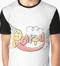 Party time! Graphic T-Shirt