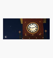 A Timely Conjunction Photographic Print