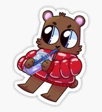Baxter the Bear Sticker