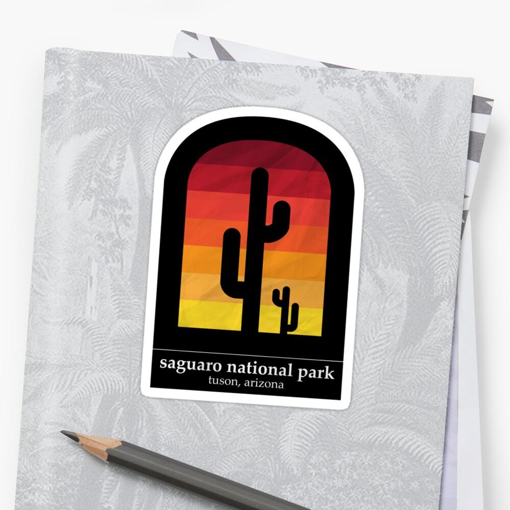 Saguaro Nationalpark - 02 Sticker