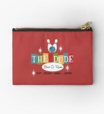 The Dude Bowling Studio Pouch