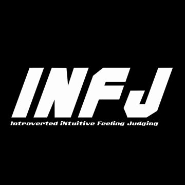 INFJ by LightAbyssion