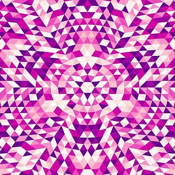 Pink Shards by SweetSapling