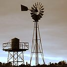Windmill by R&PChristianDesign &Photography