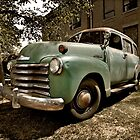 1947 Chevy Suburban  by mal-photography