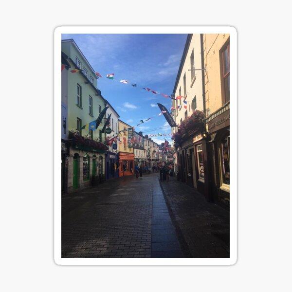 Galway Ireland Sticker