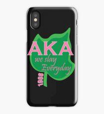 AKA Slay iPhone Case