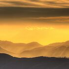 High country ridgelines by Kevin McGennan