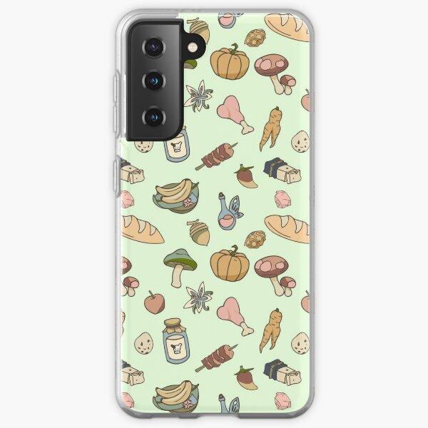 Hylian Wilderchef (Green Ver.) Samsung Galaxy Soft Case