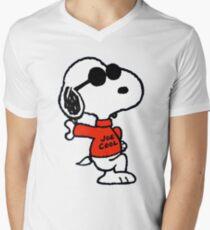charlie brown Men's V-Neck T-Shirt