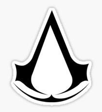 Assassin's Logo - Fan Art Sticker