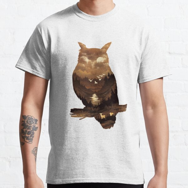 The Night Hunter Classic T-Shirt