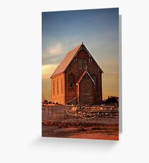 Standing Alone - St. Carthage  Greeting Card