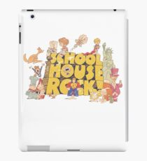 School House Rock-Distressed iPad Case/Skin