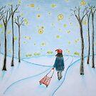 Winter landscape by Solotry