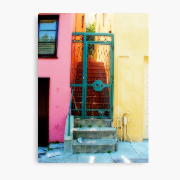 Gate 1403 Metal Print