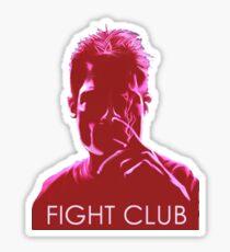 FIGHT CLUB Sticker