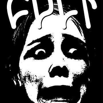 Cult Bmx t Shirt by timtimothytim