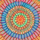 Opening Flower Mandala by suzanneran