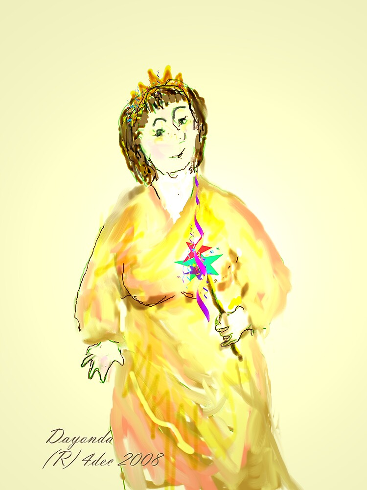 *Goody Two-Shoes* as The Tooth Fairy aunt-lois by Dayonda