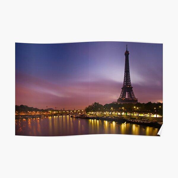 Paris, France. Poster