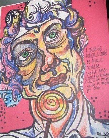 lollipop man by Julie Bauschardt