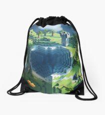 Minecraft Drawstring Bag