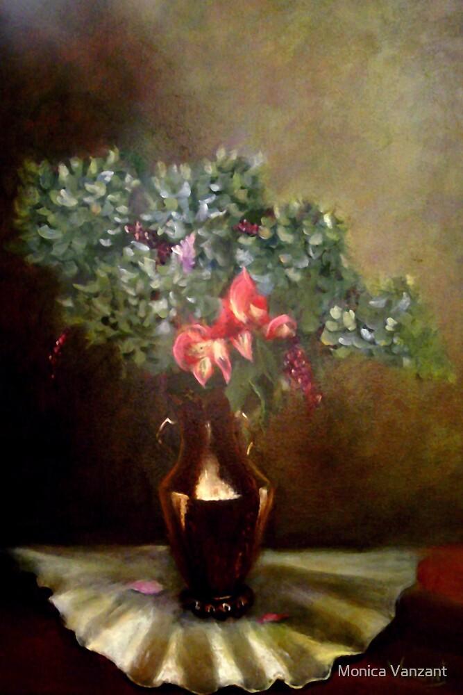 The Copper Vase by Monica Vanzant