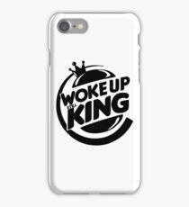 Woke Up Still King iPhone Case/Skin