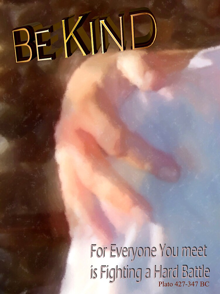 Be Kind by Liz Wear
