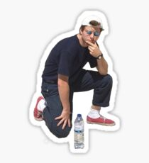 thirsty mac Sticker