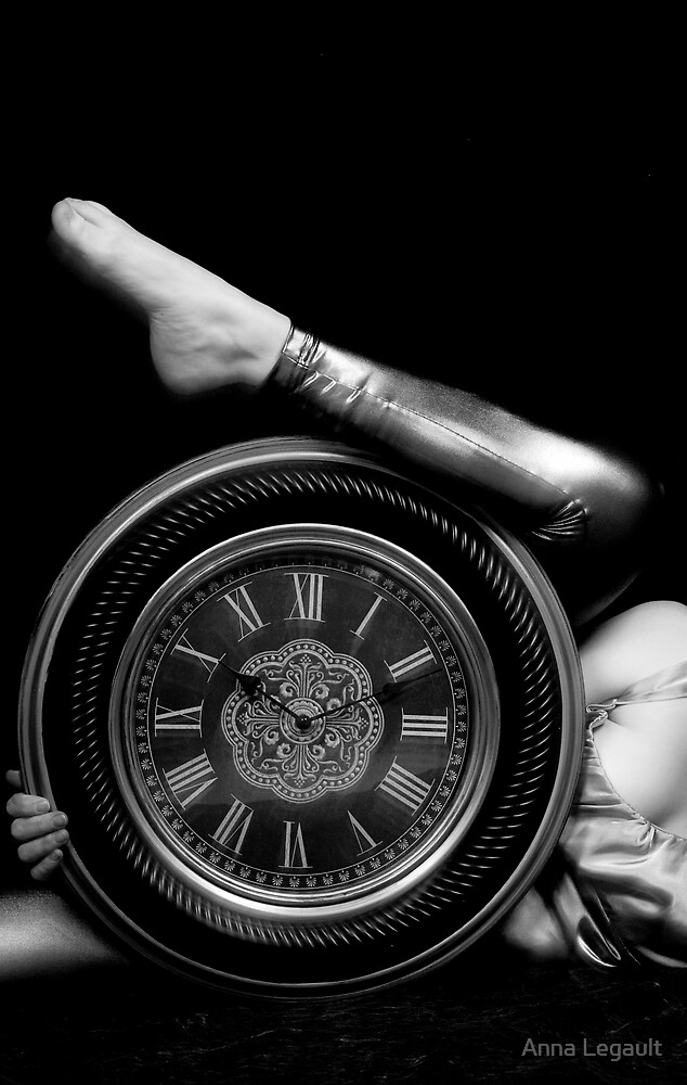 Time by Anna Legault