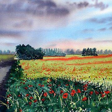 """Forty Acres Farm"" by GlennMarshall"