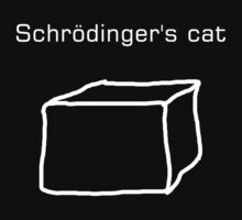 TShirtGifter Presents: Schrdinger's cat