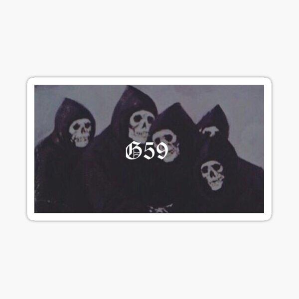 Suicideboys G59 Sticker